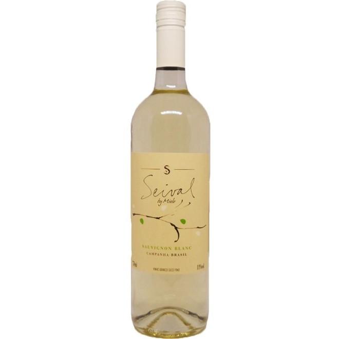 Vinho Branco Brasileiro Seival Sauvignon Blanc 750ml