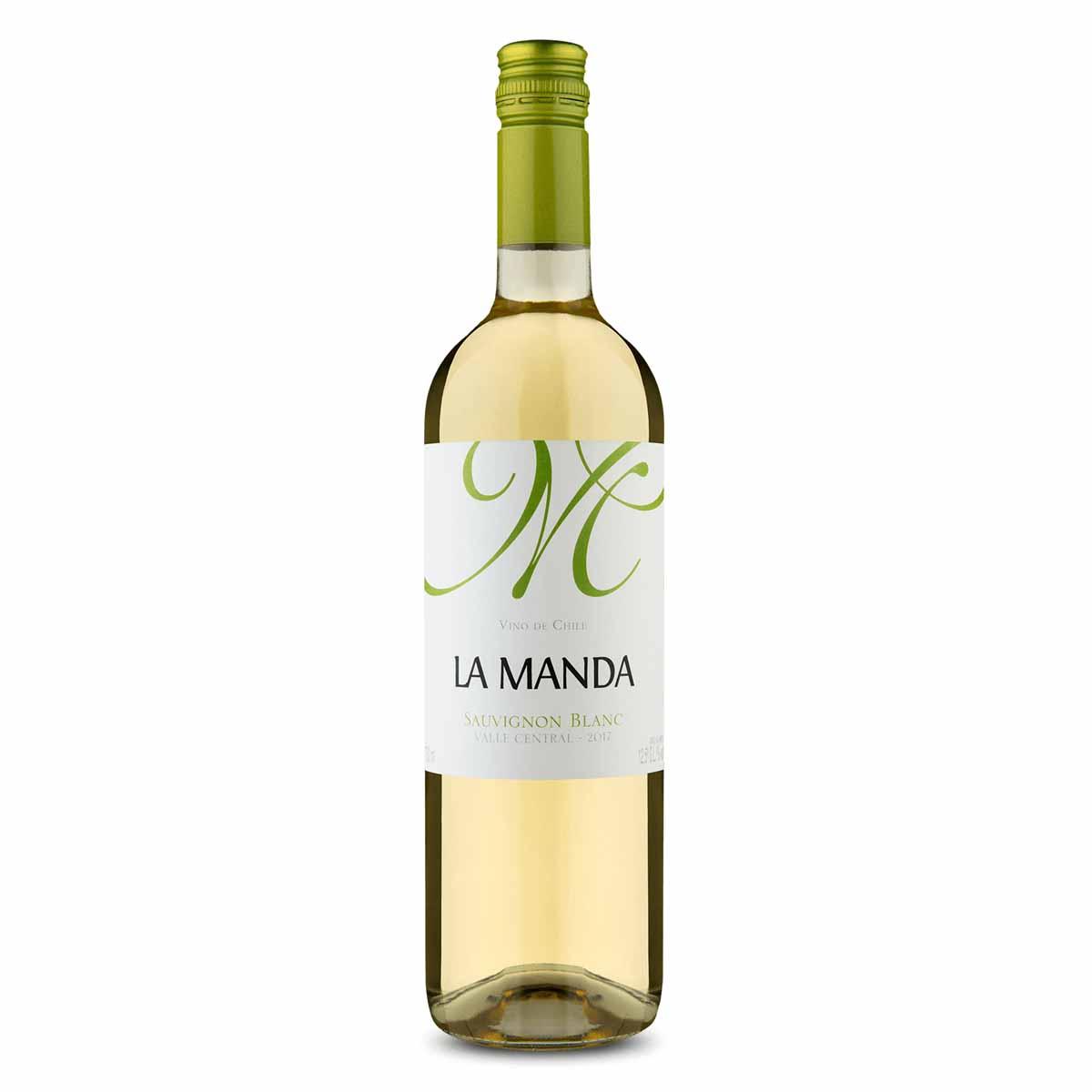 Vinho Branco Chileno La Manda Sauvignon Blanc 2019