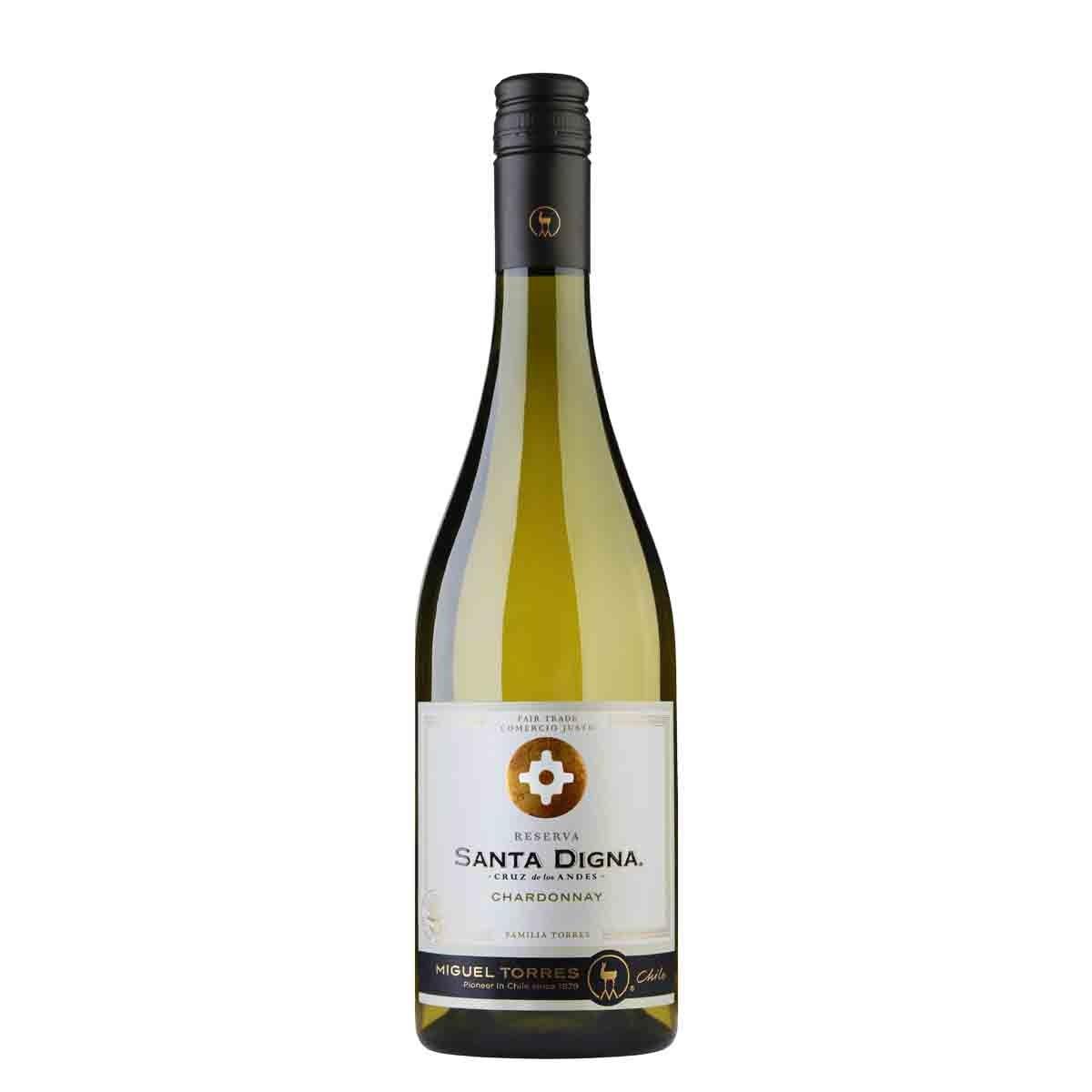 Vinho Branco Chileno Miguel Torres Gran Reserva Santa Digna Gewürztraminer 750ml