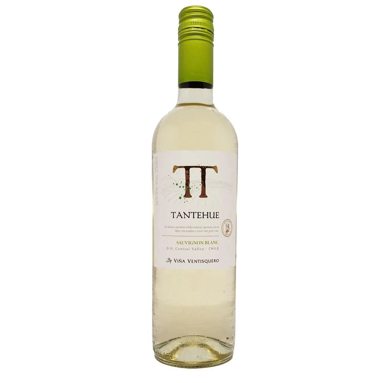 Vinho Branco Chileno Tantehue Sauvignon Blanc 2020