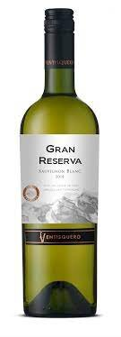 Vinho Branco Chileno Vestisquero Gran Reserva Sauvignon Blanc 750ml 2018