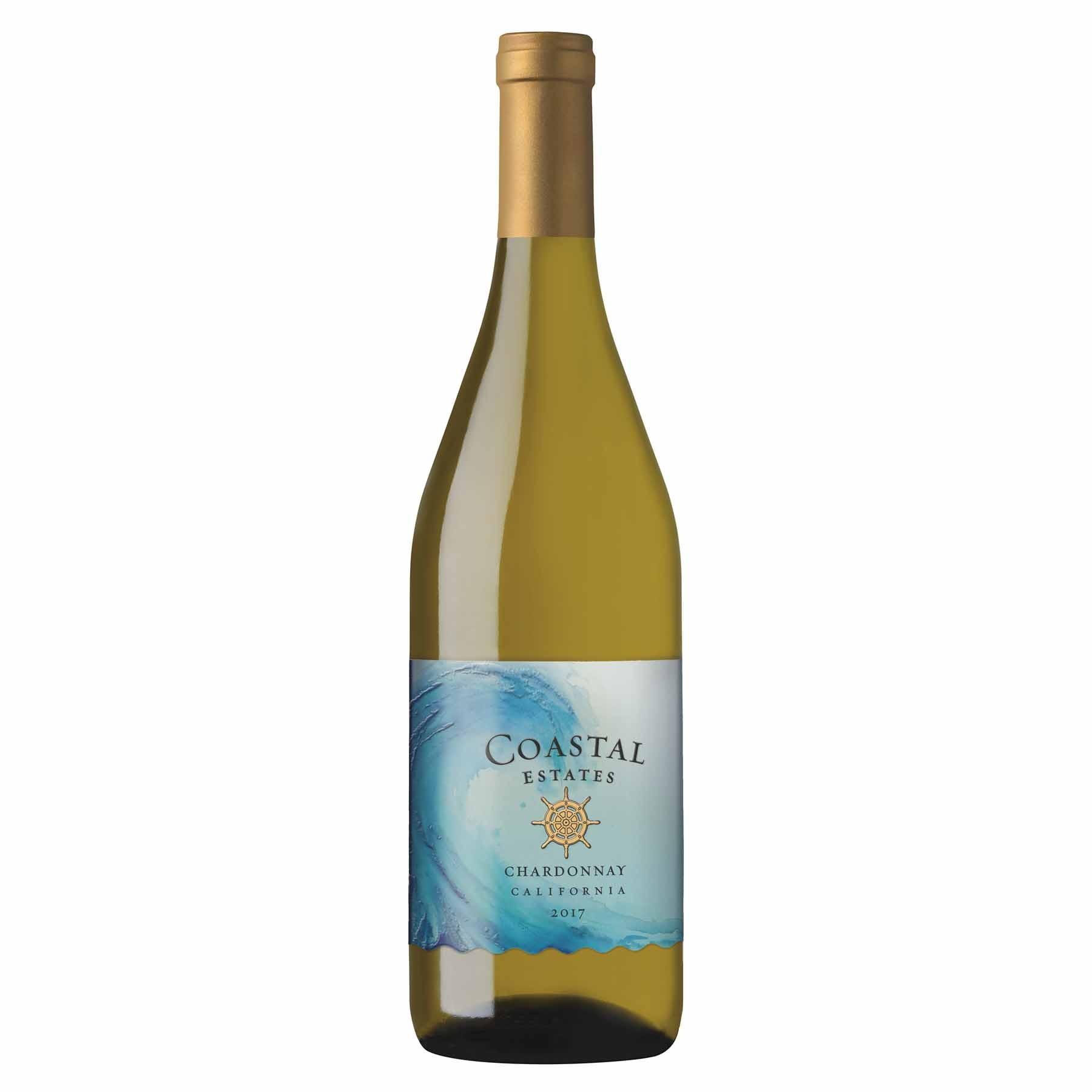 Vinho Branco EUA BV Coastal Estates Chardonnay 2016