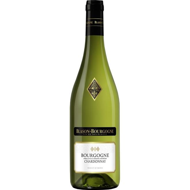 Vinho Branco Francês Blasons De Bourgogne Chardonnay 750ml