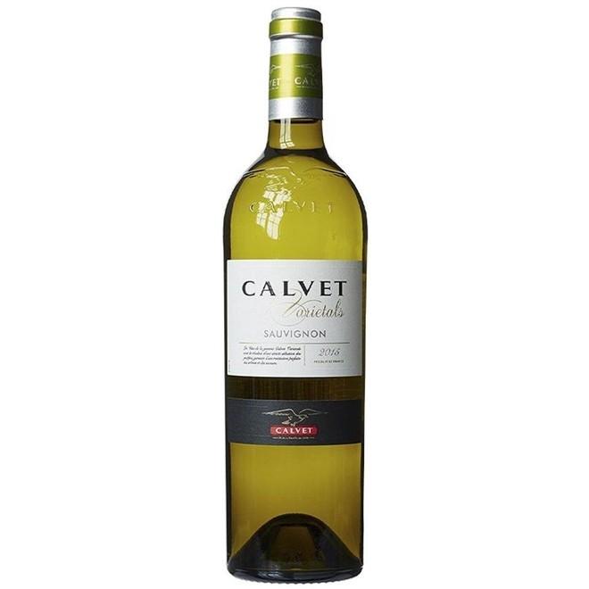 Vinho Branco Frances Calvet Sauvignon Blanc 2017 750ml