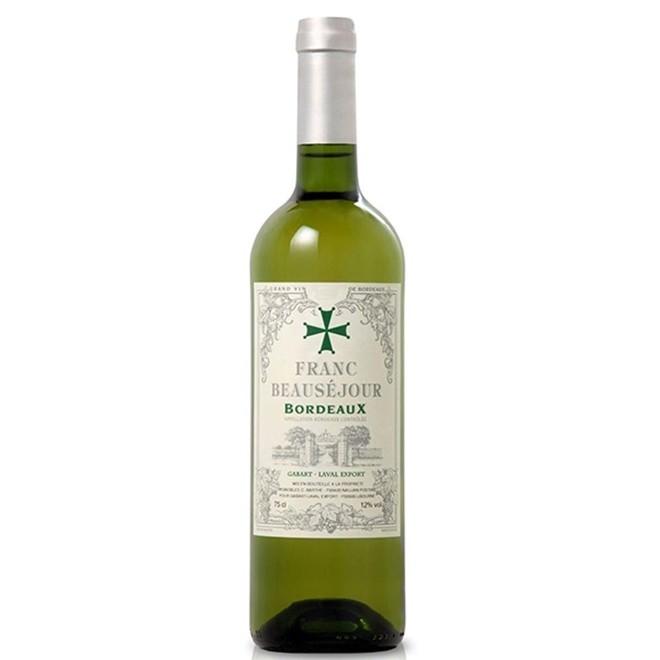 Vinho Branco Francês Franc Beausejour 750ml