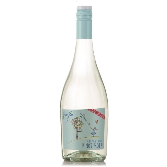 Vinho Branco Italiano Frisante Pino Pino Blanc de Noir 750ml
