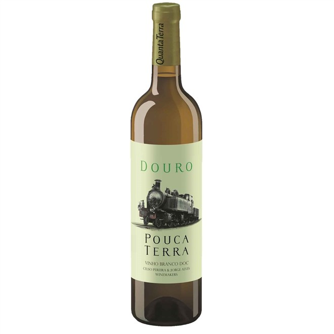 Vinho Branco Português Pouca Terra Douro 750ml