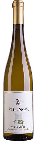 Vinho Branco Português Vila Nova Vinho Verde Blend 2019 750ml