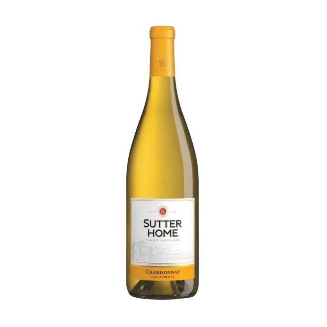Vinho Branco Sutter Home Chardonnay Estados Unidos 750 ml
