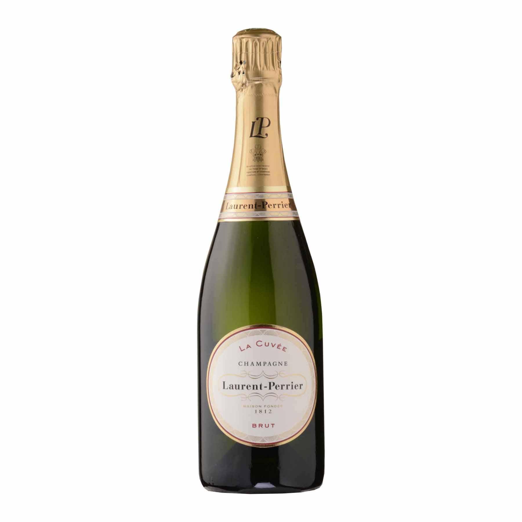 Vinho Champagne Branco Francês Laurent Perrier La Cuvee Brut