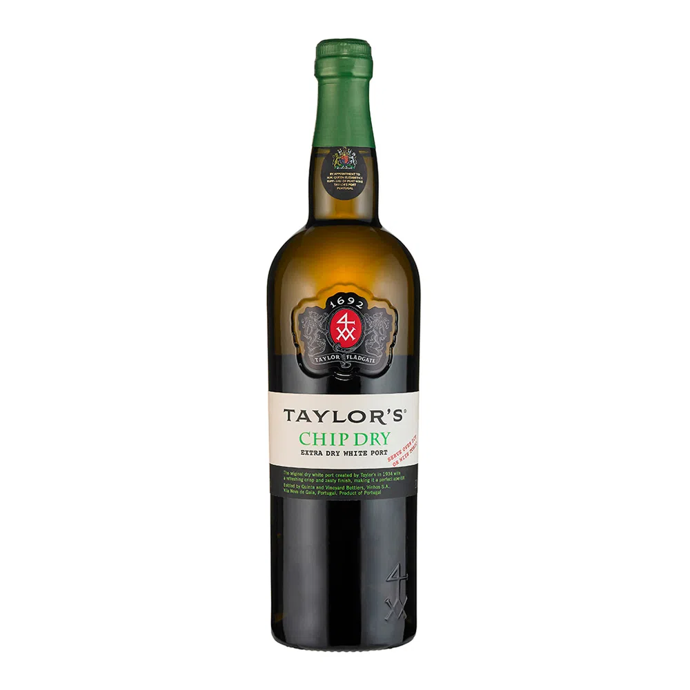 Vinho do Porto Branco Chip Dry Taylor's 750ml