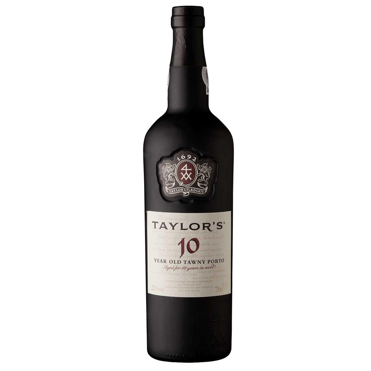 Vinho do Porto Taylors Tawny 10 anos Tinto Português 750ml
