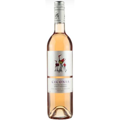 Vinho Rosé Portugues Ciconia Alentejano DOC 2018 750ml