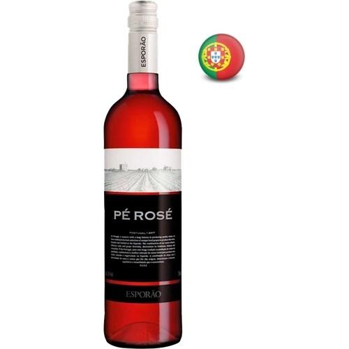 Vinho Rosé Portugues Esporão Pé Rosé 750ml