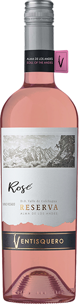 Vinho Rosé Ventisquero Reserva Alma de Los Andes Syrah 2018