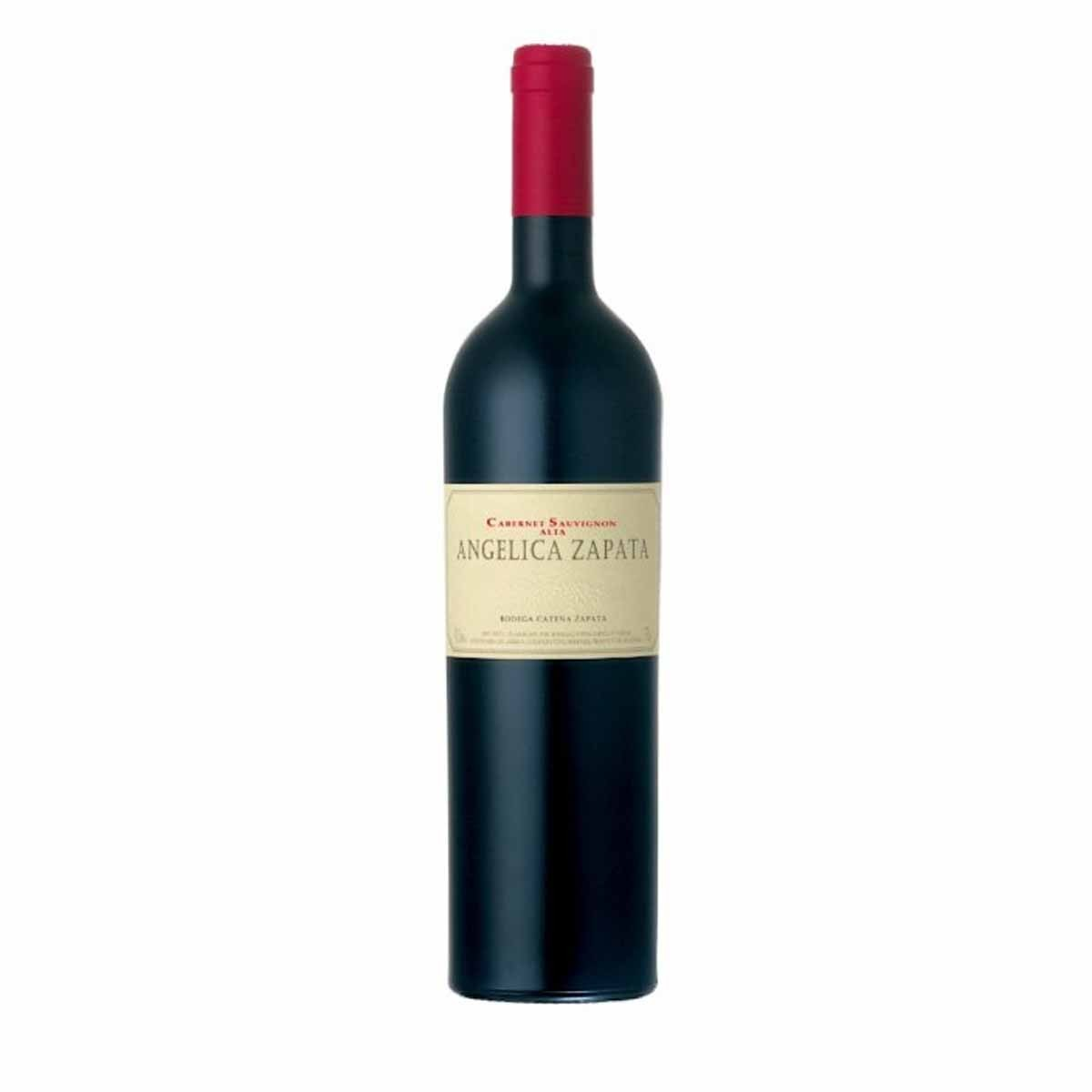 Vinho Tinto Argentino Angelica Zapata Cabernet Sauvignon 15