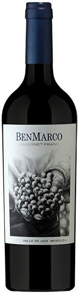 Vinho Tinto Argentino Benmarco Cabernet Franc 2018 750ml