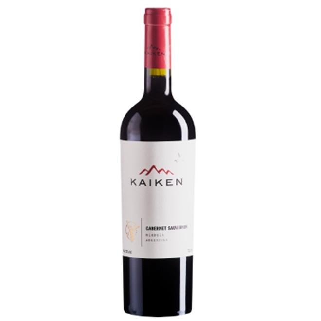 Vinho Tinto Argentino Kaiken Estate Cabernet Sauvignon 750ml