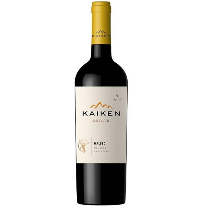 Vinho Tinto Argentino Kaiken Estate Malbec 2018 750ml