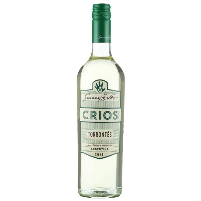 Vinho Tinto Argentino Susana Balbo Torrontés Crios 750ml