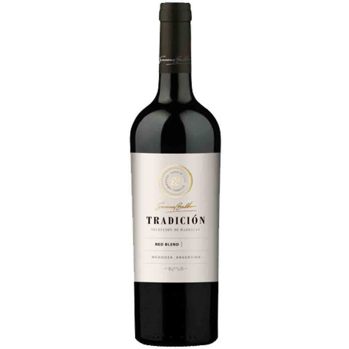 Vinho Tinto Argentino Susana Balbo Tradición Red Blend 2018 750ml
