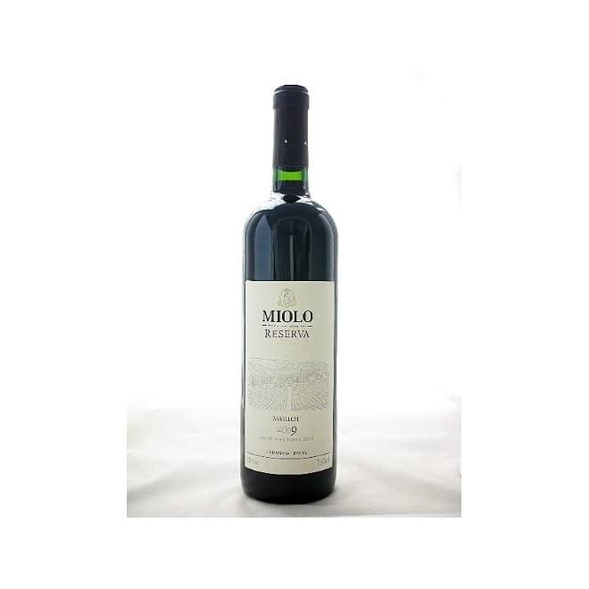 Vinho Tinto Brasileiro Miolo Reserva Merlot 2009 750ml