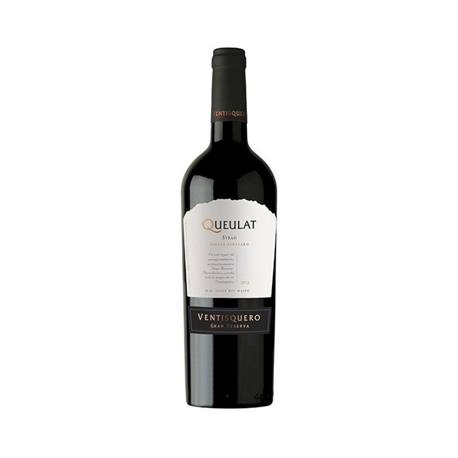 Vinho Tinto Chilano Gran Reserva Queulat Syrah 750ml