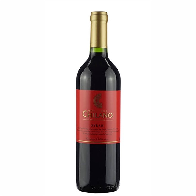 Vinho Tinto Chilano Vintage Collection Syrah 750ml