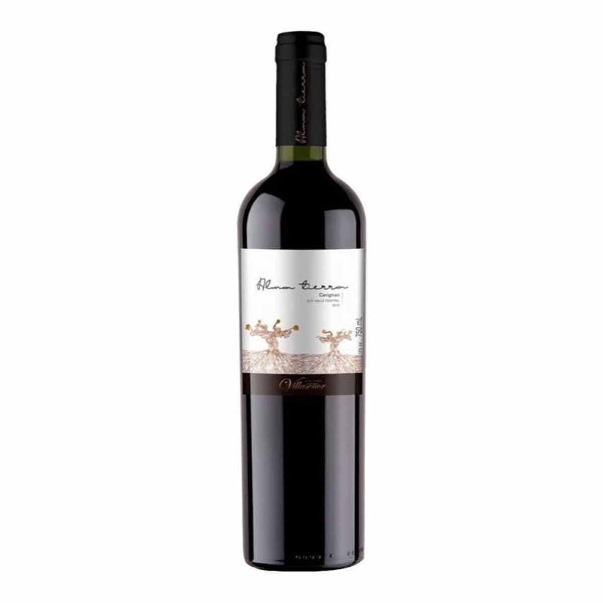 Vinho Tinto Chileno Alma Tierra Carignan 2018