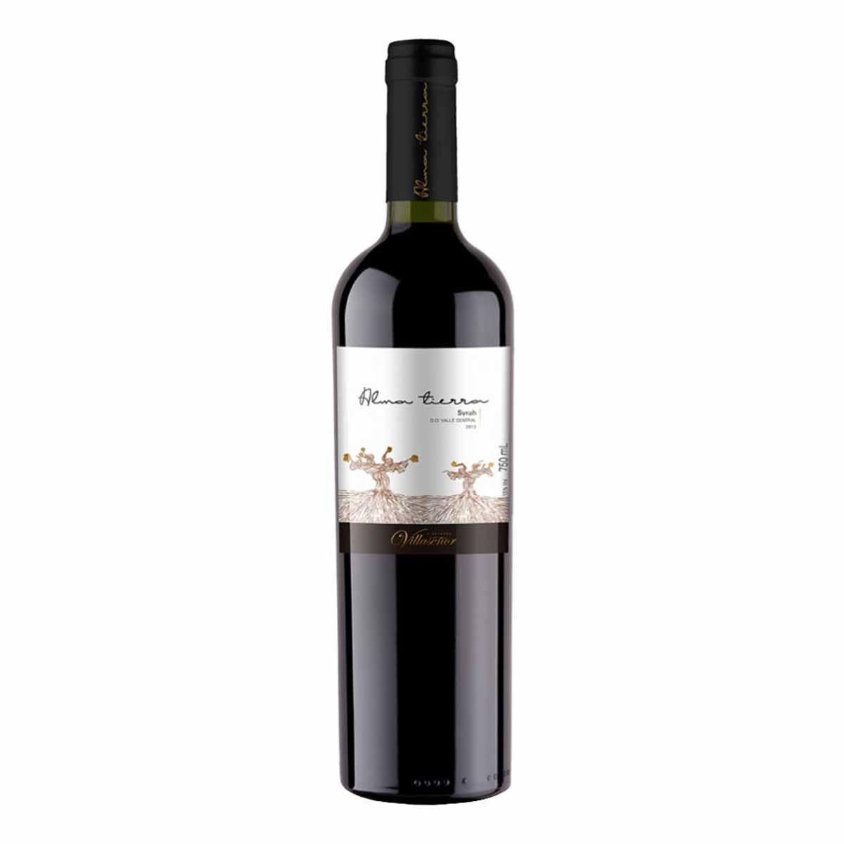 Vinho Tinto Chileno Alma Tierra Syrah 2018