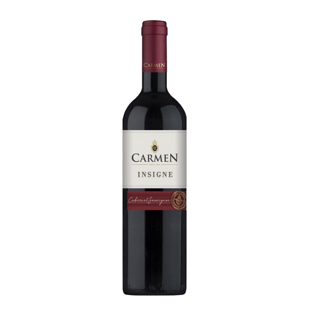 Vinho Tinto Chileno Carmen Insigne Cabernet Sauvignon 2018