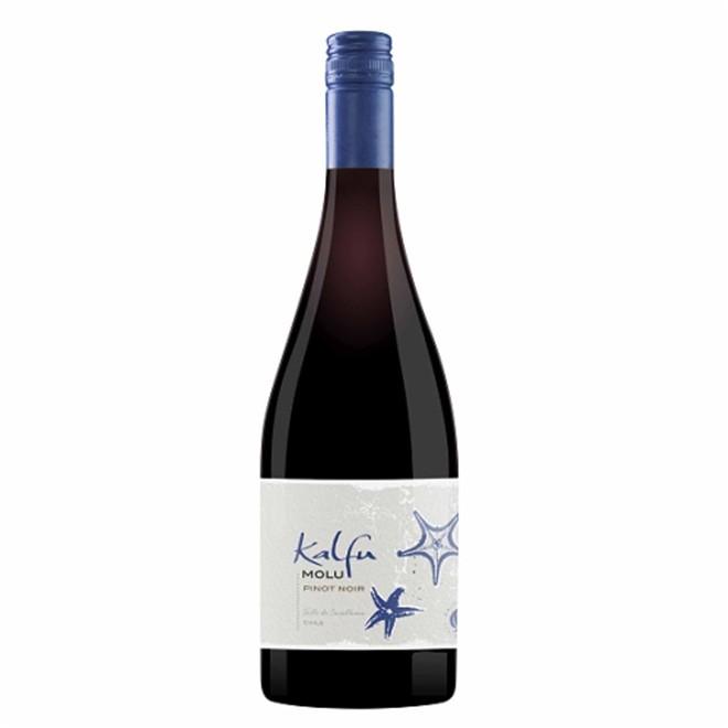Vinho Tinto Chileno Kalfu Molu Pinot Noir 750ml 2019