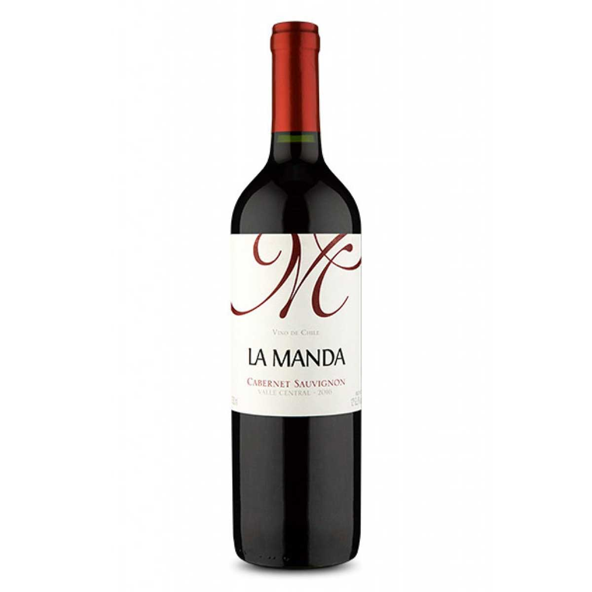 Vinho Tinto Chileno La Manda Cabernet Sauvignon 2019