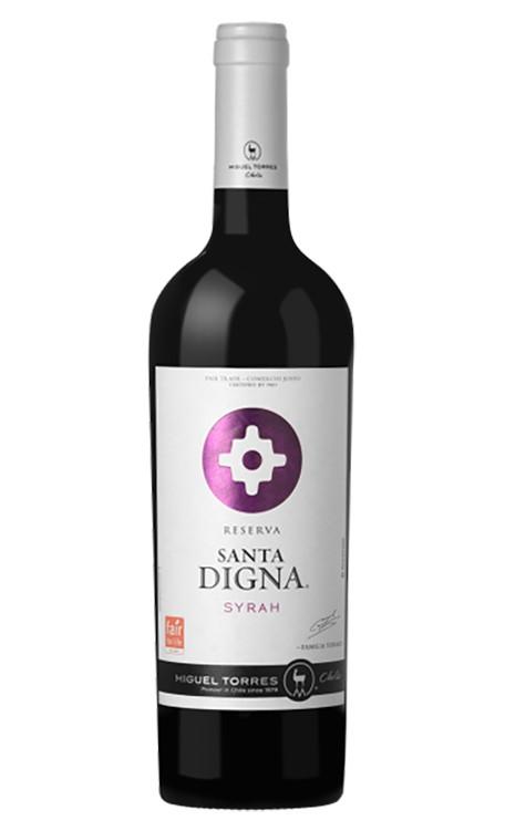 Vinho Tinto Chileno Miguel Torres Gran Reserva Santa Digna Syrah 750ml