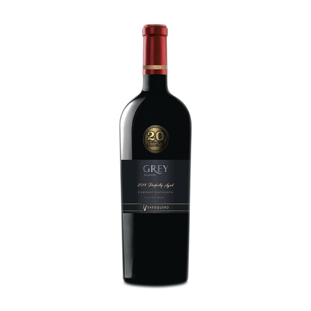 Vinho Tinto Chileno Ventisquero Grey Special Edition Cabernet Sauvignon 2014 750ml