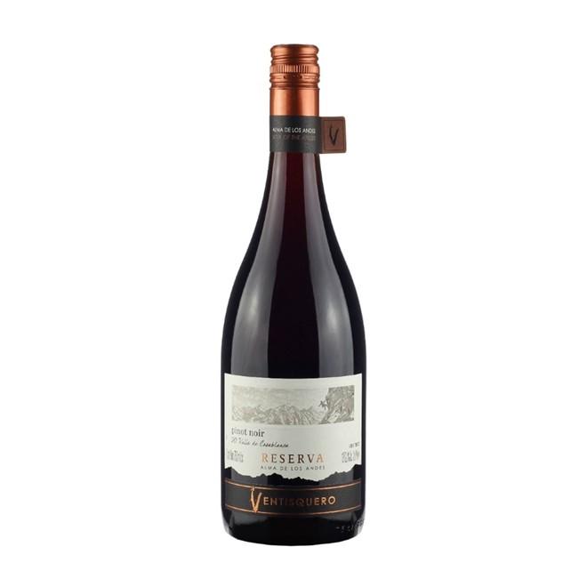 Vinho Tinto Chileno Ventisquero Reserva Pinot Noir 750ml