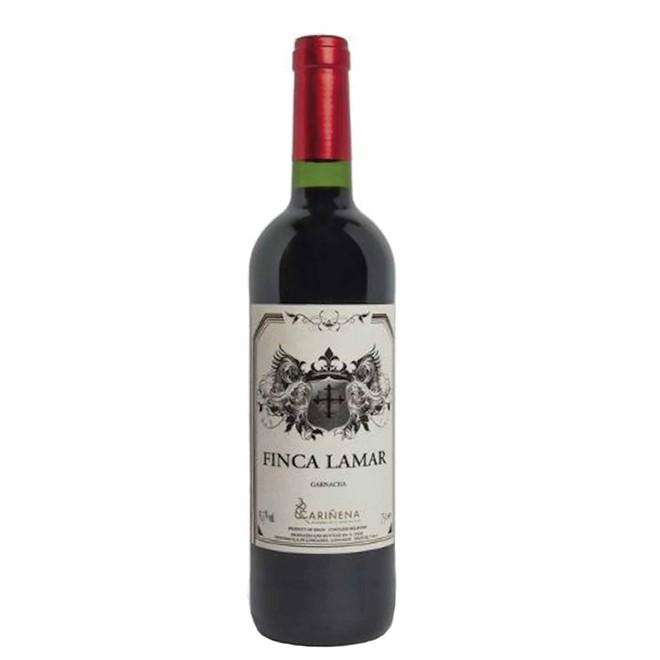 Vinho Tinto Espanhol Finca Lamar Garnacha 750ml