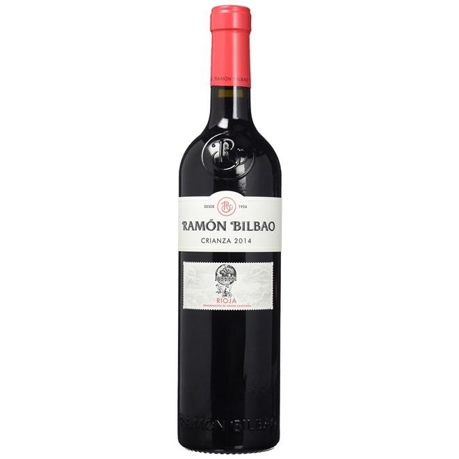 Vinho Tinto Espanhol Ramon Bilbao Crianza 2014 750ml