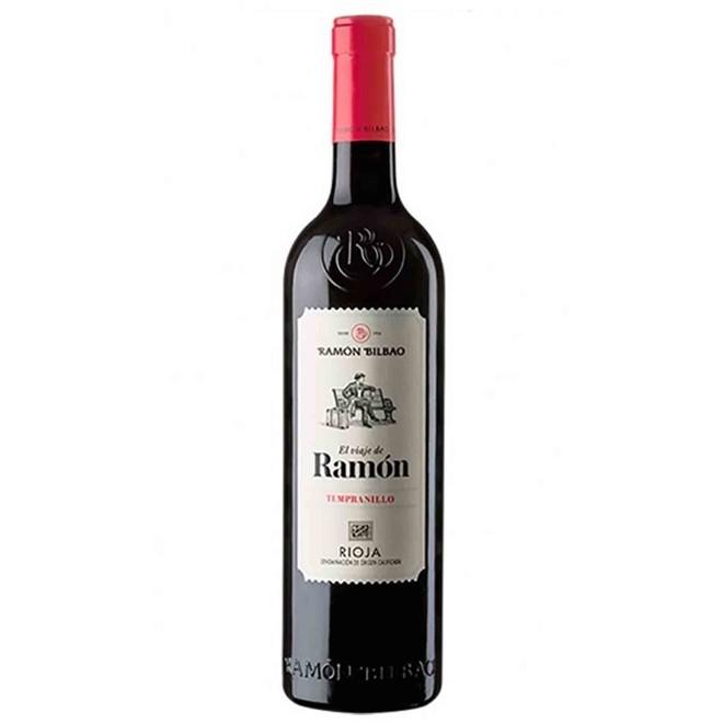 Vinho Tinto Espanhol Ramon Bilbao El Viaje Tempranillo 2018