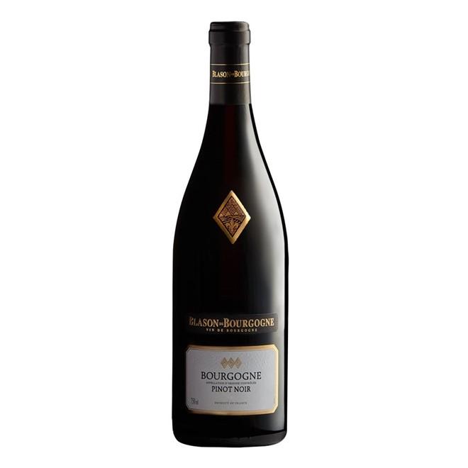 Vinho Tinto Francês Blasons De Bourgogne Pinot Noir 750ml