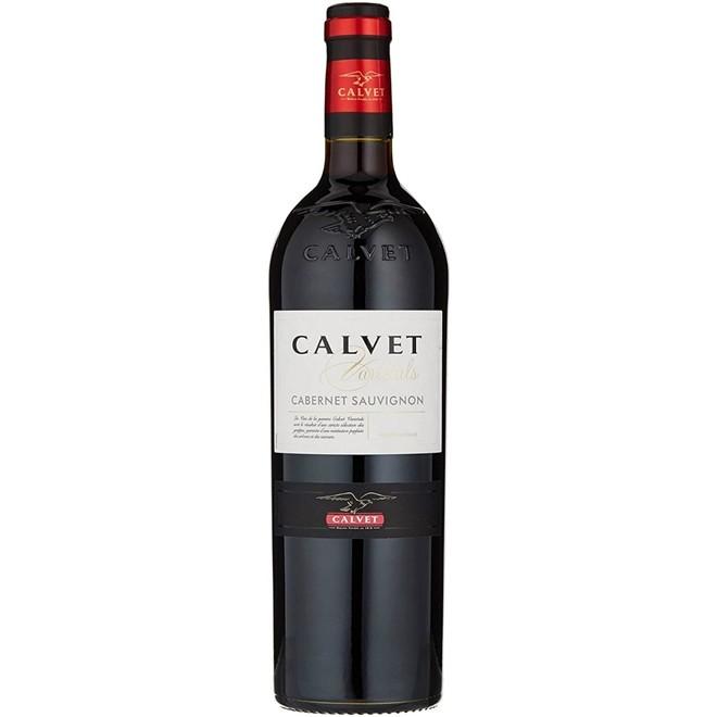 Vinho Tinto Francês Calvet Varietals Cabernet Sauvignon750ml