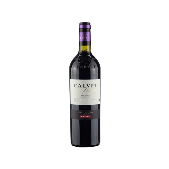 Vinho Tinto Francês Calvet Varietals Merlot 2017 750ml