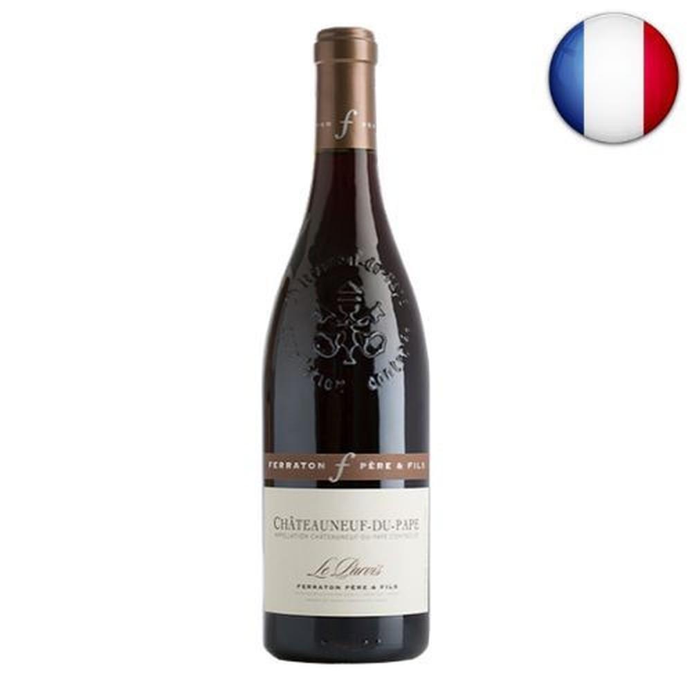 Vinho Tinto Francês Châteauneuf-du-Pape Ferraton 2017