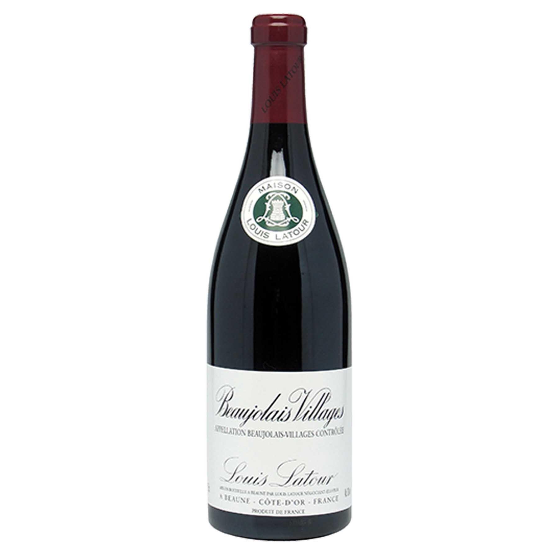 Vinho Tinto Francês Louis-Latour Beaujolais Villages 2013