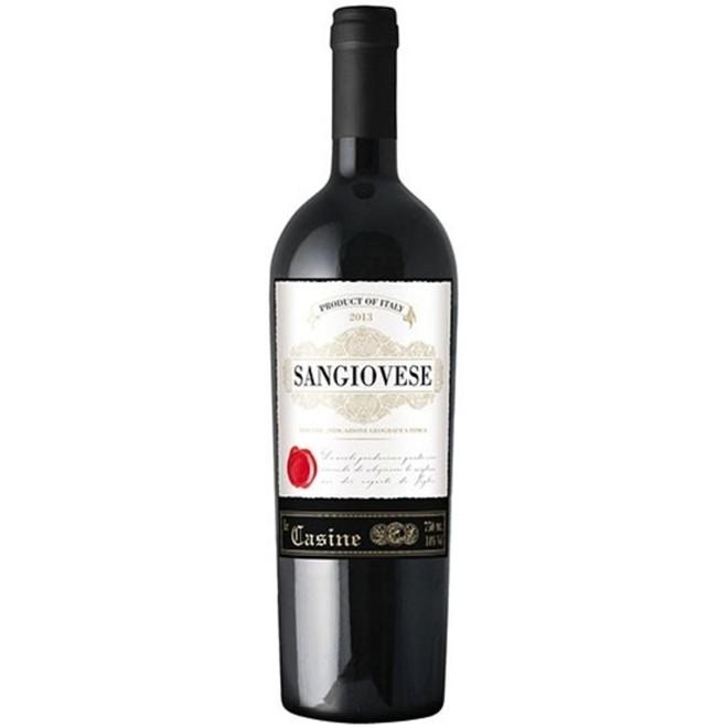 Vinho Tinto Italiano Le Casine Sangiovese 750ml