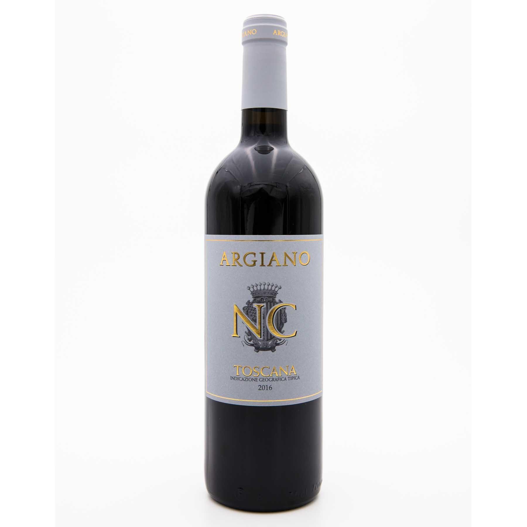 Vinho Tinto Italiano NC Toscana IGT Argiano 750ml