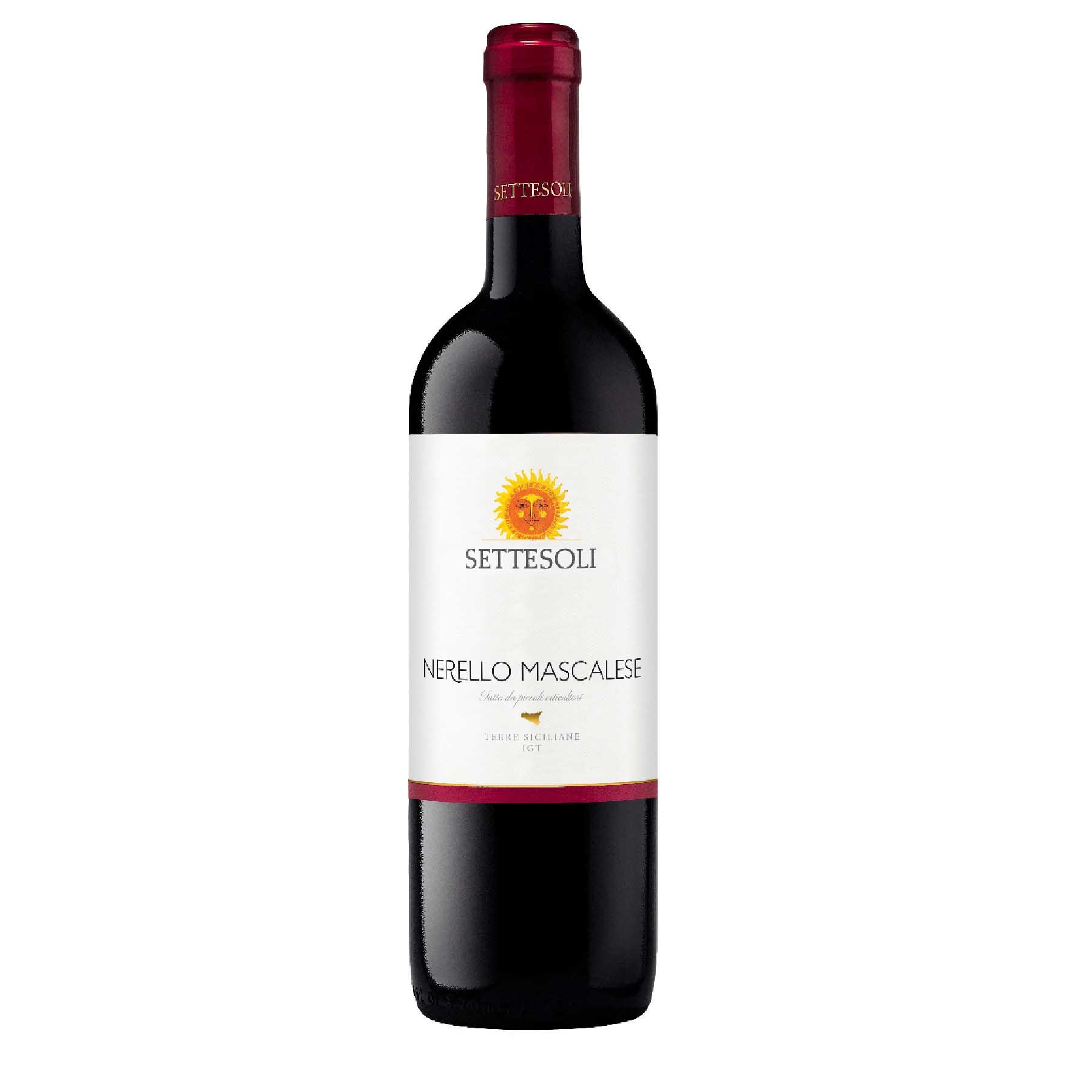 Vinho Tinto Italiano Settesoli Nerello Mascalese 2019