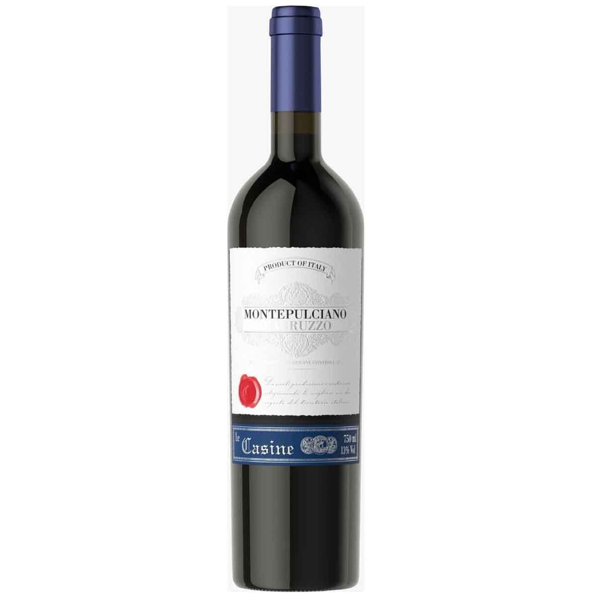 Vinho Tinto Le Casine Montepulciano D'Abruzzo DOC 2017 750ml