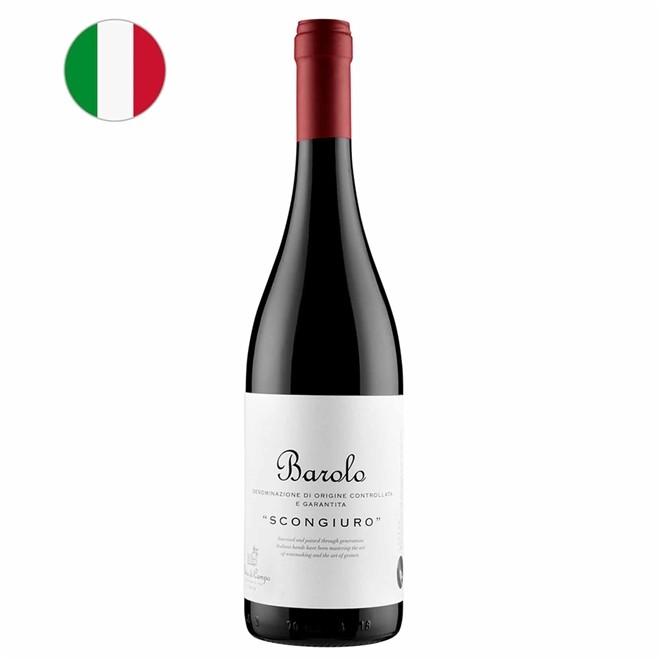 Vinho Tinto Pietro Di Campo Barolo Scongiuro 2012 750ml
