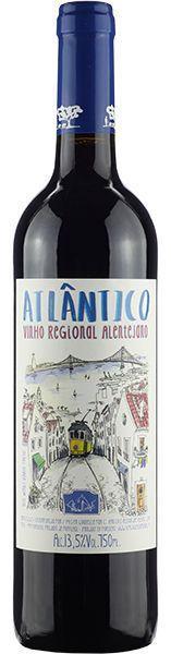 Vinho Tinto Portugues Alentejano Atlântico São Miguel 2019